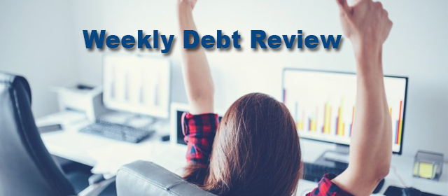 Weekly Debt Market Review (08th – 12th Jan 2018)