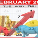 monthly stock Feb 2018